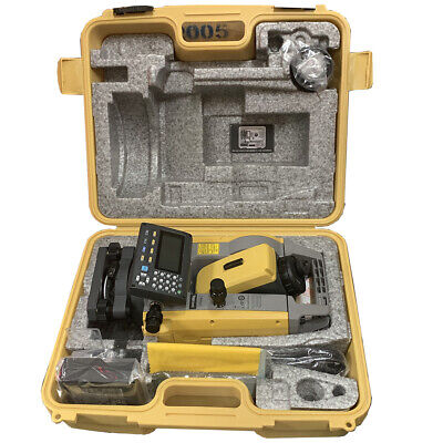 New Surveying Gm52 2 No Prism Gt Topcon Total Station