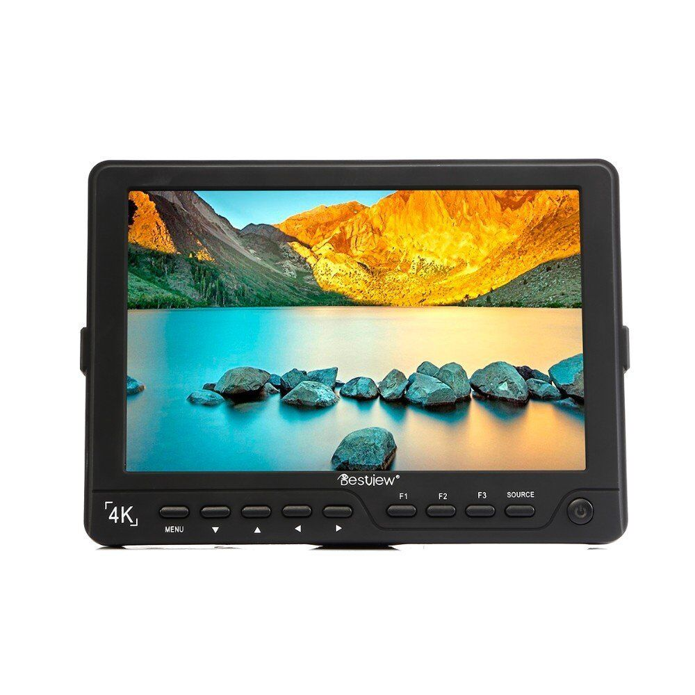 Купить Bestview S7 4K - BESTVIEW S7 4K camera HDMI HD monitor video TFT field 7 inch DSLR lcd monitor