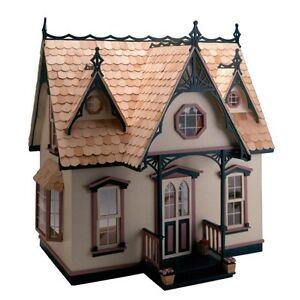 Greenleaf Orchid Dollhouse Kit - 1 Inch Scale