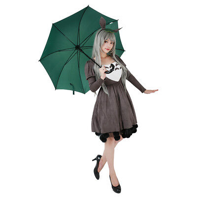 My Neighbor Totoro Friends Cosplay Costume Dress with Headbow & Tail for adult](Friends Costumes)