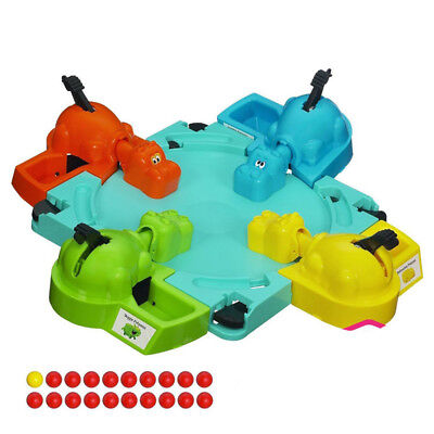 - Hippos Hungry Creative Desktop Toys Interactive Fun Board Game For Kids