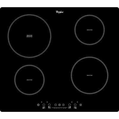 Whirlpool ACM838NE | 60cm Touch Control Induction Hob with Timer - Black