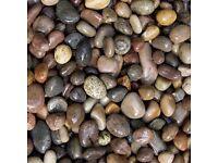 Decorative Aggregates - Scottish Pebbles 20-30mm (25kg Bags)
