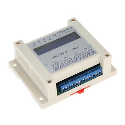 6-40V 4Kanal-Digital-Zeitrelais Timer-Steuerung Verzögerungsschalter-Modul T6W7