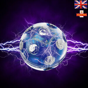 Electric Shock Ball Shocking Glowing Game Hot Potato Game Party Entertainment UK