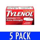 TYLENOL Tablet Back Pain Over-The-Counter Pain & Fever Relief Medicine
