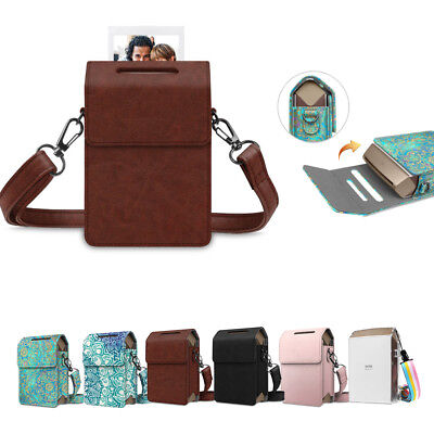 Fujifilm Instax Share Sp 2 Smart Phone Printer Leather Case Bag Cover With Strap