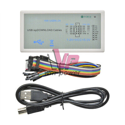 Fpga Cpld Usb Downloader Jtag Isp Programmer Ispdownload Cable Hw-usbn-2
