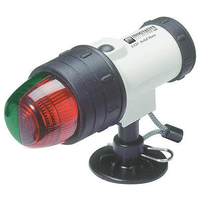 Innovative Lighting Portable LED Navigation Bow Light for Inflatable Boat/Kayak - Led Portable Navigation Light Bow