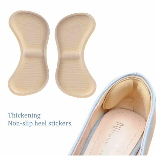 12 x Fersenhalter Fersenpolster Pads Ferse Schuheinlagen für Besseren Schuh