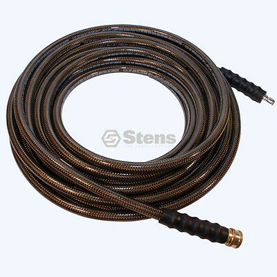 Pressure Washer Hose 50 Ft 38 Inlet 4500 Psi 140 Degrees F Max  758-713