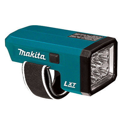 Makita LXLM01 18-Volt LXT Lithium-Ion LED Cordless Flashlight Tool Only New