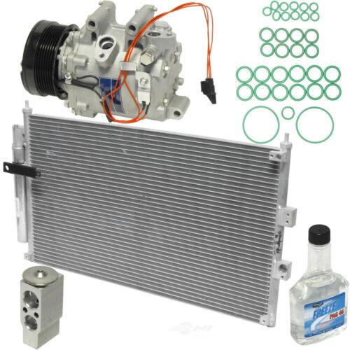 A//C Compressor /& Component Kit-Compressor-Condenser Replacement Kit fits Civic