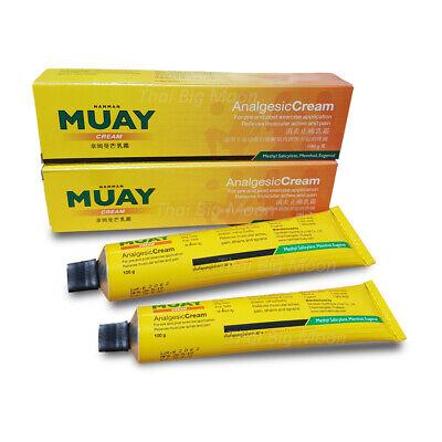 Namman Muay Thai Boxing Analgesic Cream Relief Muscular Aches Pain 100g x 2