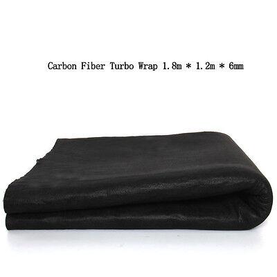 Carbon Fiber Welding Blanket Torch Shield Plumbing Heat Sink Slag Fire6x4x14