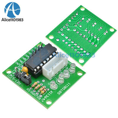 5pcs Uln2003 Stepper Motor Driver Board Module 5v 12v For Arduino Avr Arm