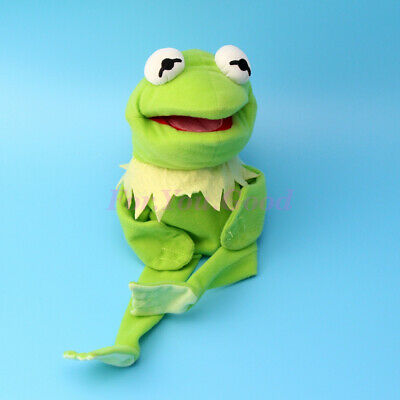 Sesame Street The Muppet Show 60cm Kermit Frog Puppets Plush Toy Doll Xmas Gift