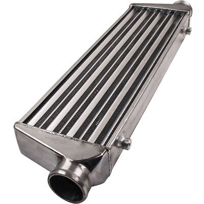Universal TubeFin Front Intercooler 27 x 7 x 25 Over all Size 25 Inlet Outlet
