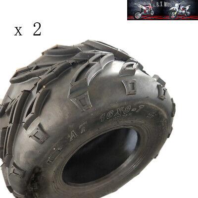 "2 Tyre 16x8x7 16x8-7 Wheel Quad Bike ATV 50cc 70cc 90cc 160/70-7 7"" 7 Inch Rim for sale  Dunstable"