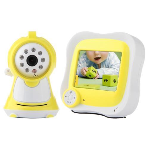 880 Radio Monitor WIFI Gioco del bambino con visione notturna citofono musica di