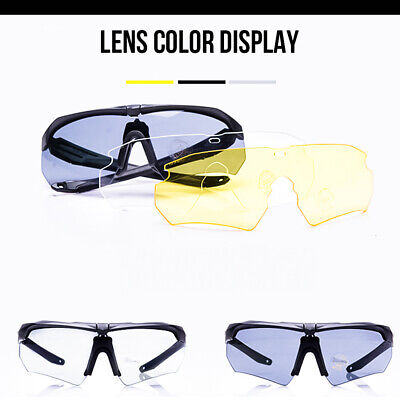 Tactical shooting goggles Polarized sunglasses paintball Military glasses -