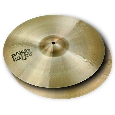 CY0001063215 Paiste 2002 Sound Edge Hi Hat Cymbal Top 15/""