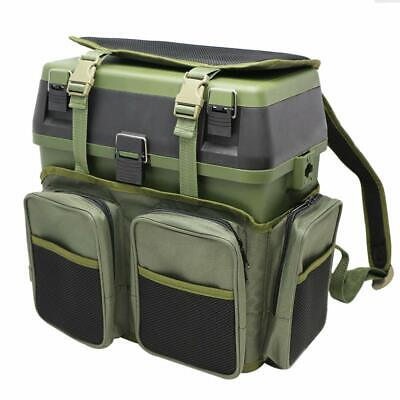 FISHING CREEL CANVAS TROUT BAG SHOULDER DOLPHIN MESH 1150 UTILITY FISH TACKLE