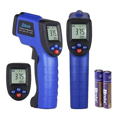 Digital Non-contact Temperature Gun Infrared Ir Laser Thermometer Fda Approve Us