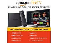 Amazon Fire 4k TV Box BRAND NEW KODI KRYPTON!! SWAP FOR GAMING MONITOR