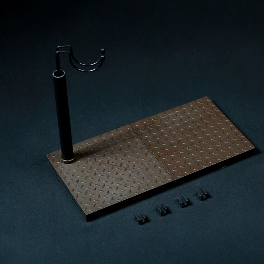 "1//6 Scale Base Display Stand Type Scalable For 12/"" Action Figure Body Hot Toys"
