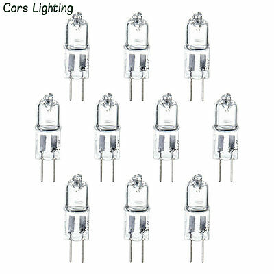 10pcs G4 12V 20W 20watt Halogen Light Lighting Lamp Bulb, US Ship for sale  Jacksonville