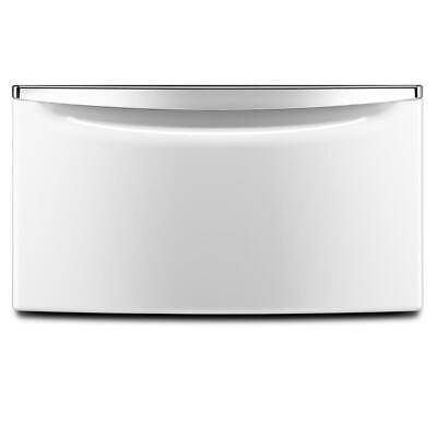 Maytag 15.5 in. Pedestal for Front Load Washer and Dryer with Storage in -
