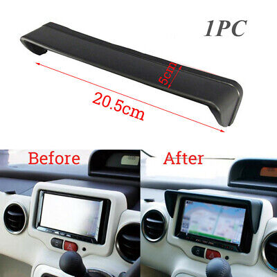 1PC Black 20.5x5cm Sun Shade Glare Visor for Car GPS Navigator/DVD/LCD Monitor