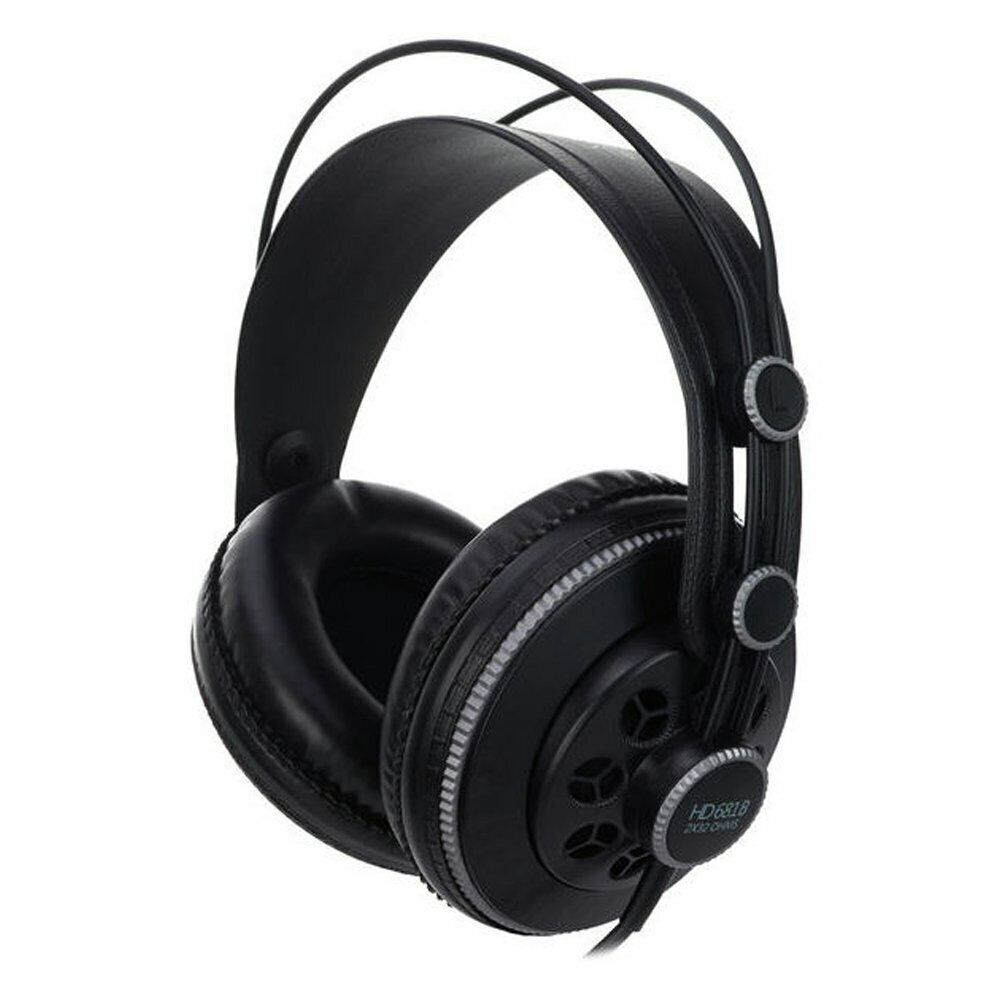 Professional Studio HeadPhones Over-Ear DJ Headset Superlux HD681B Monitor Audio