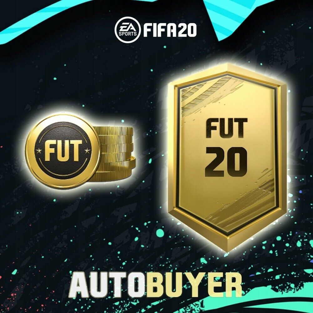 FIFA 20 - Ultimate Team WebApp AutoBuy / Sniping Bot für Internet Browser