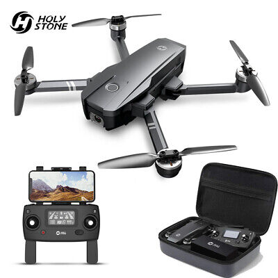 Holy Stone HS720 FPV Selfie GPS Drone with 2K Video Camera Quad Brushless Dron