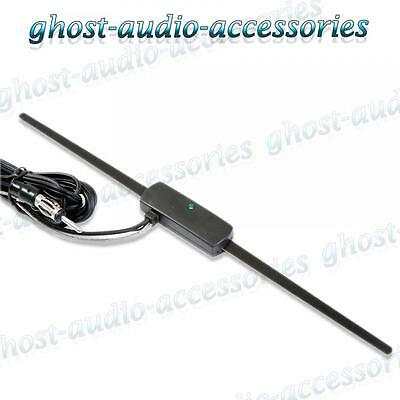 Volkswagen Internal Glass Mount Radio Amplified Active Aerial Car Stereo Antenna