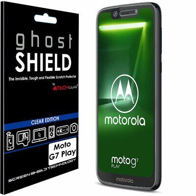 1x TECHGEAR (TPU) FULL COVERAGE Screen Protector for Motorola Moto G7 Play