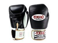 Yokkao 12 oz gloves great condition
