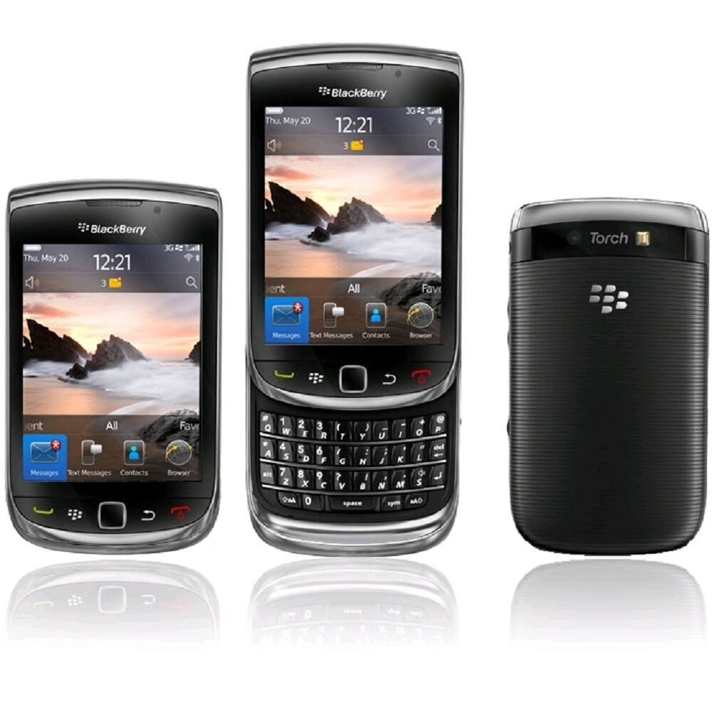 BlackBerry Torch 9800 - 4 GB