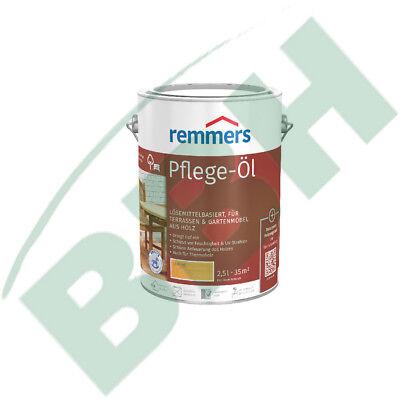 (13,80€/L) Remmers Aidol Pflege-Öl 5 Liter