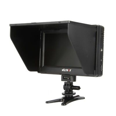Viltrox DC-70II 4K HD TFT LCD HDMI AV Input Camera Video Monitor for Canon Nikon