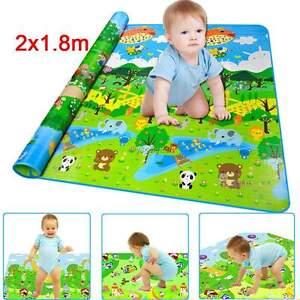 Suave beb manta de juegos ni o espuma suelo actividad - Alfombra suelo bebe ...