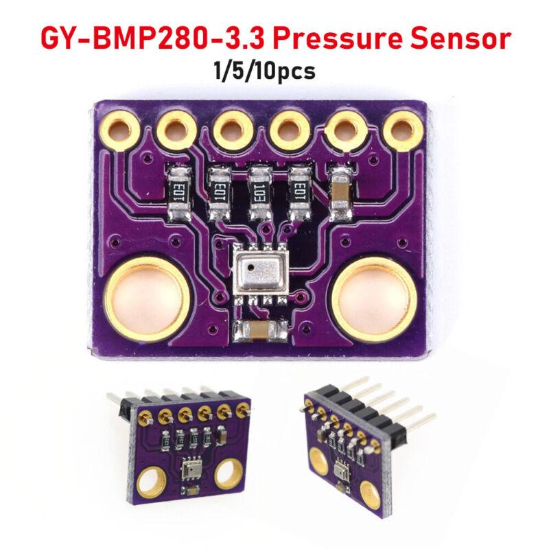 BMP280 Digital Air Pressure Humidity Barometer Temperature Sensor Arduino I2C