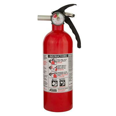 Kidde 5 Bc Dry Chemical Fire Extinguisher Emergency Home Car Auto Garage Safety