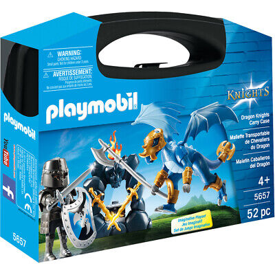 Playmobil Knights Dragon Knights Carry Case 5657