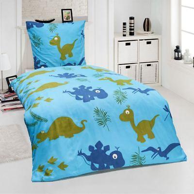 r Bettwäsche Bettbezug 135x200 + 80x80 Dinosaurier T-Rex (T Rex Dinosaurier Für Kinder)