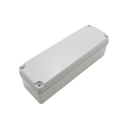 1x Plastic Junction Box Waterproof Electrical Box Abs Material Case 250x80x70mm