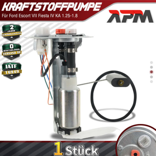 Kraftstoffpumpe Benzinpumpe für Ford Courier Escort 7 Fiesta IV KA Puma 1.25-1.8