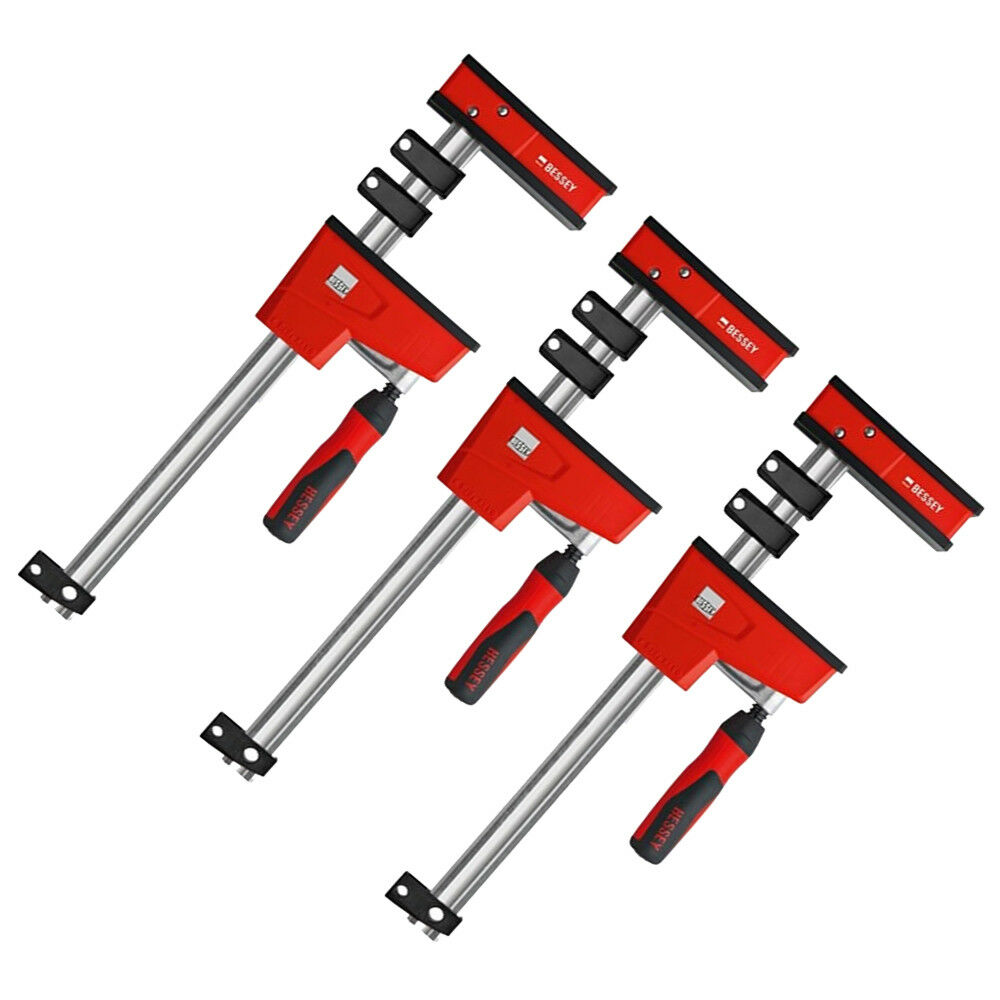 Bessey 3101180 Clamp Service Part Tgj2.5 Replacement Swivel Pad 4-Pack